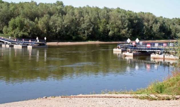 Új híd épülhet a Tiszán Lónyánál