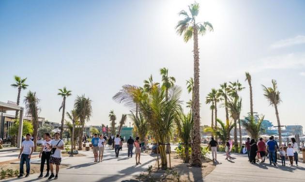 Dubaj káprázatos és sokszínű városi strandjai