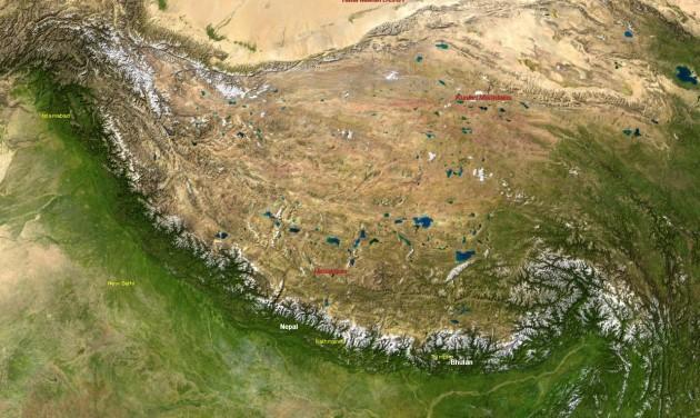 Kizöldül a Mount Everest