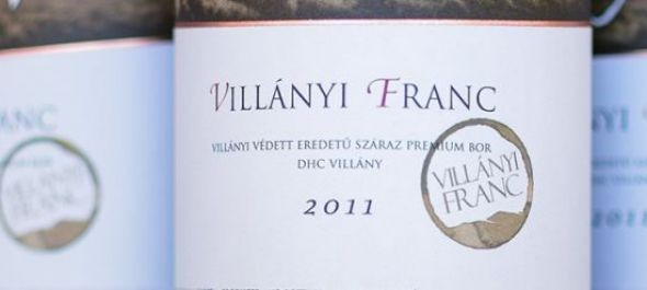 Kézbe fogható a Villányi Franc