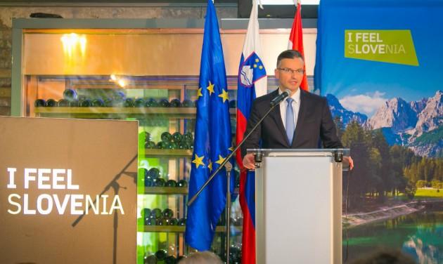 Ötcsillagos Szlovénia