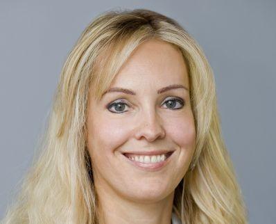 Biber Anett a MÁV-csoport új szóvivője