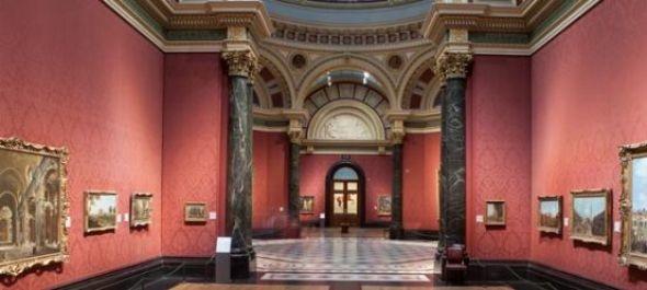 Ne most menjen a londoni National Gallerybe!