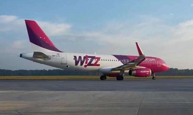 Csökkent a Wizz Air első negyedéves adózott eredménye
