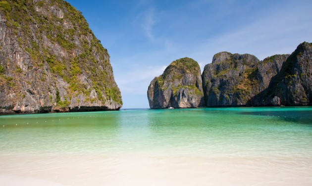 2021-ig biztosan nem látogatható a thaiföldi Maya Bay