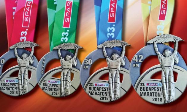 Lágymányosról indul az idei Budapest Maraton