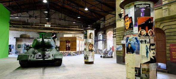 Filmtörténeti élménypark nyílt az egykori ózdi kohászatban