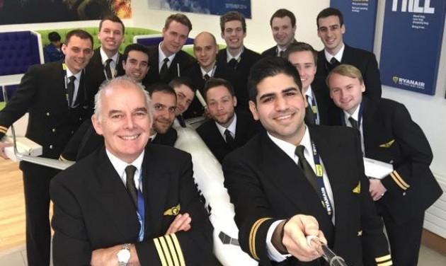Bármikor sztrájkba léphetnek a Ryanair német pilótái