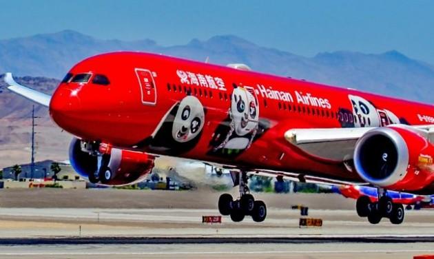 Új kínai repülőjáratok Budapestről