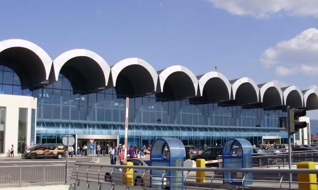 Húsz százalékkal nőtt az utasforgalom Bukarest két repülőterén
