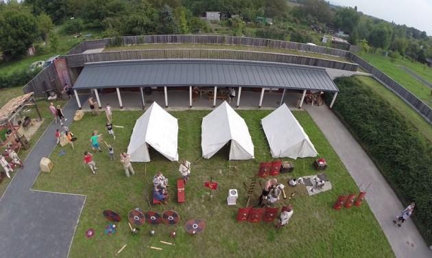 Fejlesztik az almásfüzitői ókori élményparkot