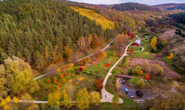 Rekordforgalom a Bükki Nemzeti Park ökoturisztikai bemutatóhelyein