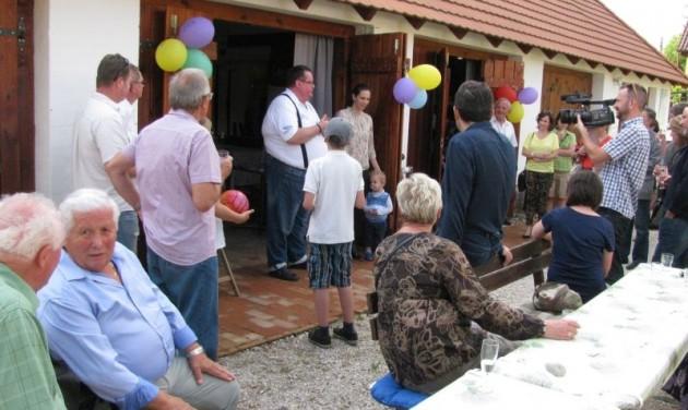 Jubileumi ünnepség a Gyenesdiási Turisztikai Egyesületnél