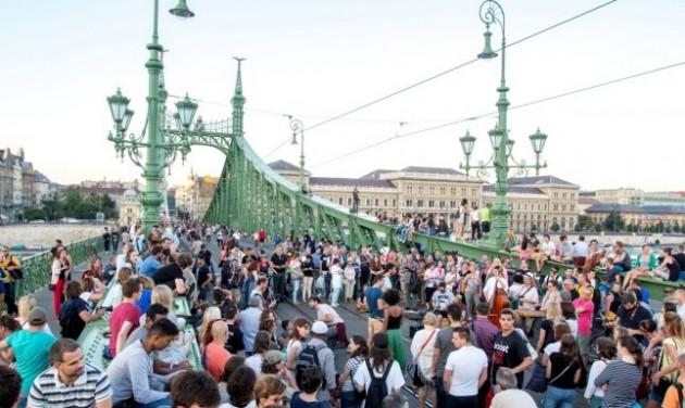 Duna-parti programok sora lesz nyáron Budapesten