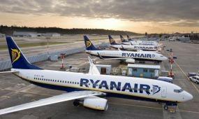 Száztíz százalékkal nőtt a Ryanair profitja a harmadik negyedévben
