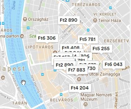 Nem szűnik az airbnb-láz Budapesten