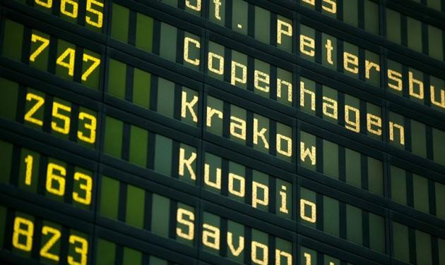 Megugrik Helsinki repülőterének forgalma