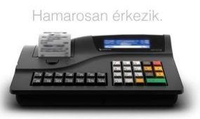 Itt az első online pénztárgép