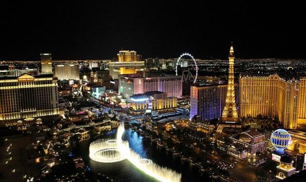 Las Vegas a KLM fókuszában
