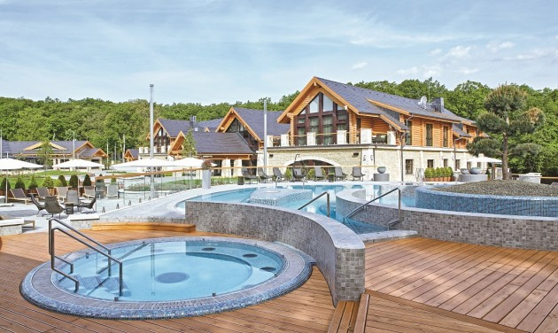 Az Avalon Resort & SPA nyerte el Kelet-Európa legjobb SPA-ja díját