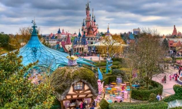 Újítások a párizsi Disneylandben