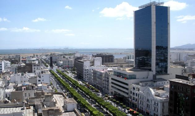 Robbantások Tunézia fővárosában
