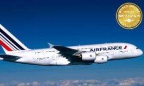 Díjazták az  Air France-t