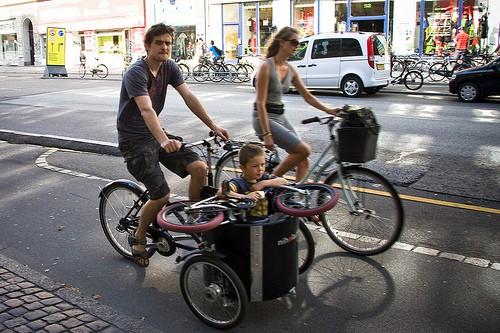Dánia a leginkább kerékpáros-barát ország Európában