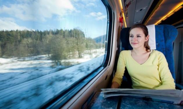 Kedvezményes vasúti bérlet az unióban, fiataloknak
