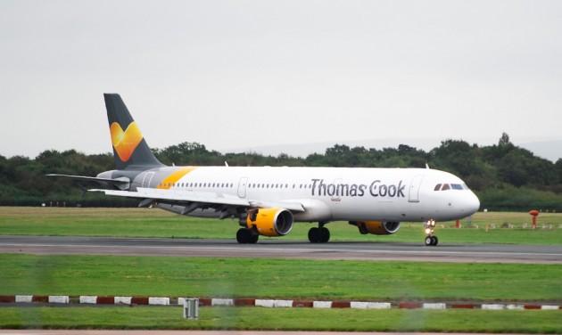 A brit Thomas Cook-utasok 40 százaléka már hazatért