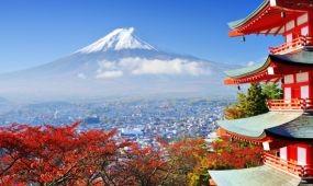 Kétszer annyi turista járt Japánban, mint egy évvel korábban