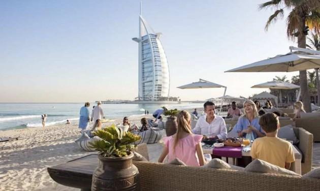 Turistarekord Dubajban