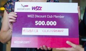 Félmillió tagja van a Wizz Discount Clubnak