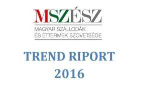 Trendriport: tovább folytatódott a bővülés az első negyedévben