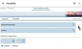 Kétszázezernél is többen használják a Vonatinfó applikációt
