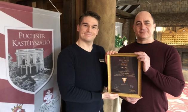 Best of Az Év Hotele: díjazták a 2010-es évek legjobb dél-dunántúli szállodáját