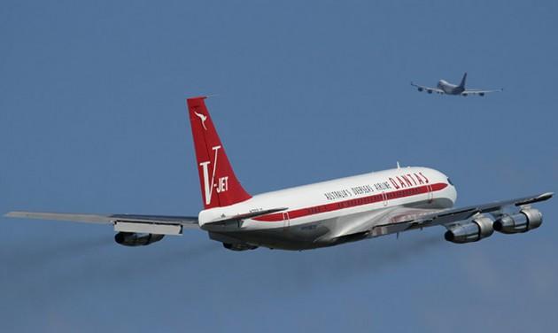 Travolta Boeing 707-ese ősszel múzeumba kerül