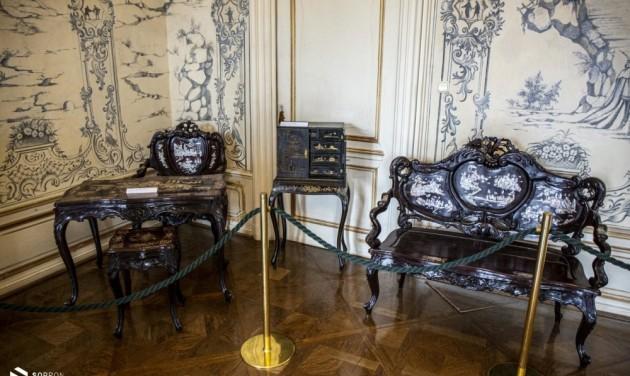 Kínaizáló hercegnéi lakosztály vált látogathatóvá Eszterházán