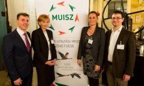 Kártérítési felelősségről és Izraelről a MUISZ-vacsorán