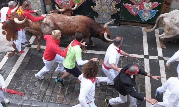 Sérülések nélkül nem is igazi a bikafuttatás