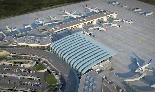 Budapest Airport 2024