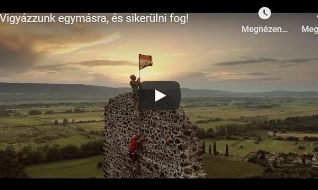Rendhagyó turisztikai kampányfilm az MTÜ-től – videó