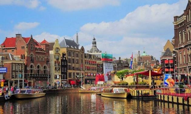 Turistaellenes intézkedések Amszterdamban