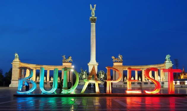 Budapest szárnyal