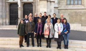 Brit tanulmányút Nyugat-Magyarországon