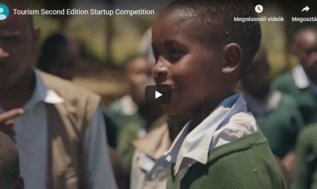 Turisztikai startup cégeknek hirdet versenyt a UNWTO – videó