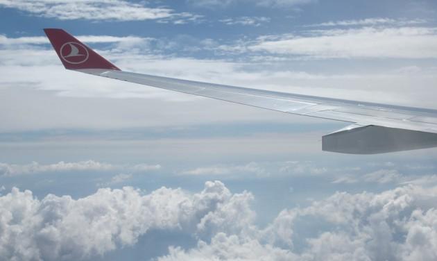 Jók a Turkish Airlines első féléves eredményei