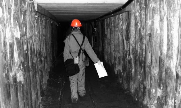 Megkezdődött a bányászati múzeum építése Dorogon