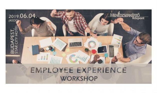 Emlékezetes munkavállalói élmény már a munkába állástól