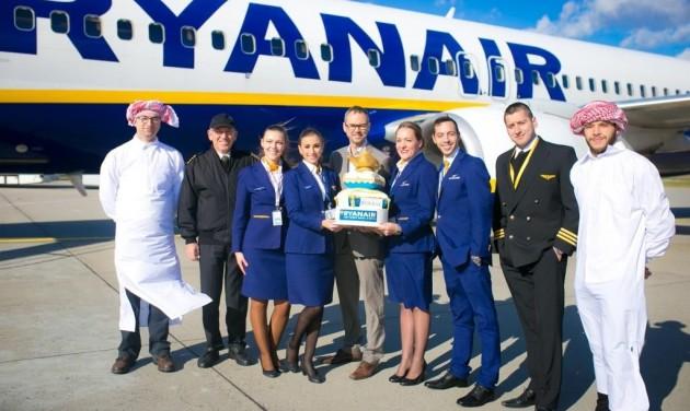 Itt az új észak-afrikai útvonal a Ryanairrel!